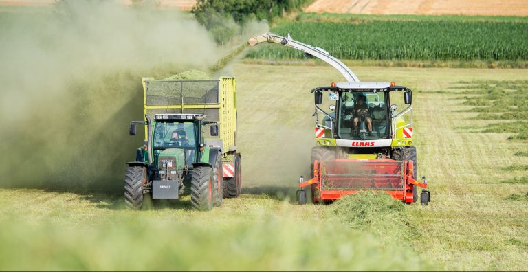 Pickup Kemper pour Claas