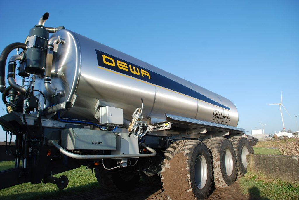 Réduction de poids pour les tonnaeux en acier inoxydable DEWA