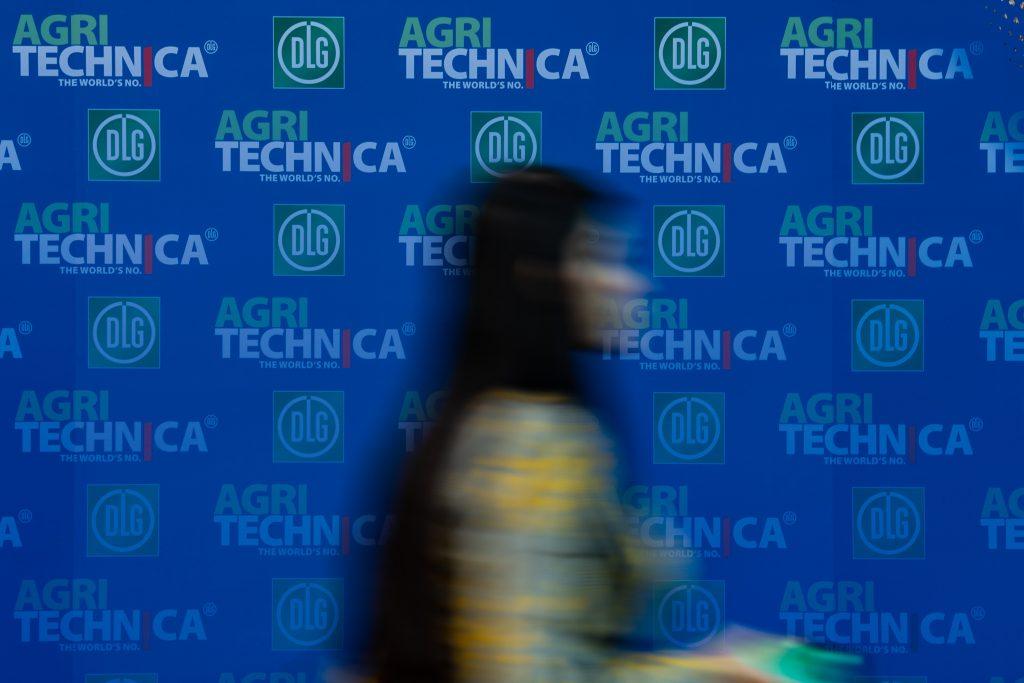 Agritechnica reporté à 2022