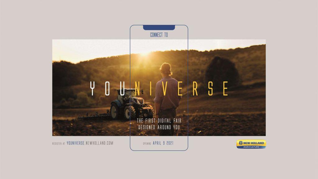 New Holland lance son propre salon agricole numérique