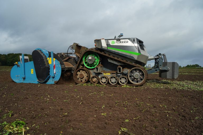 Claas et AgXeed signent un partenariat