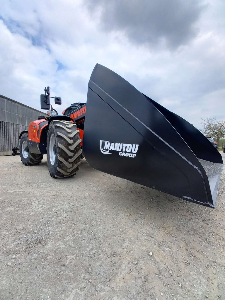 Manitou regroupe ses outils