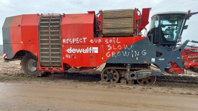 Vandalisme sur des machines à Hoeilaart