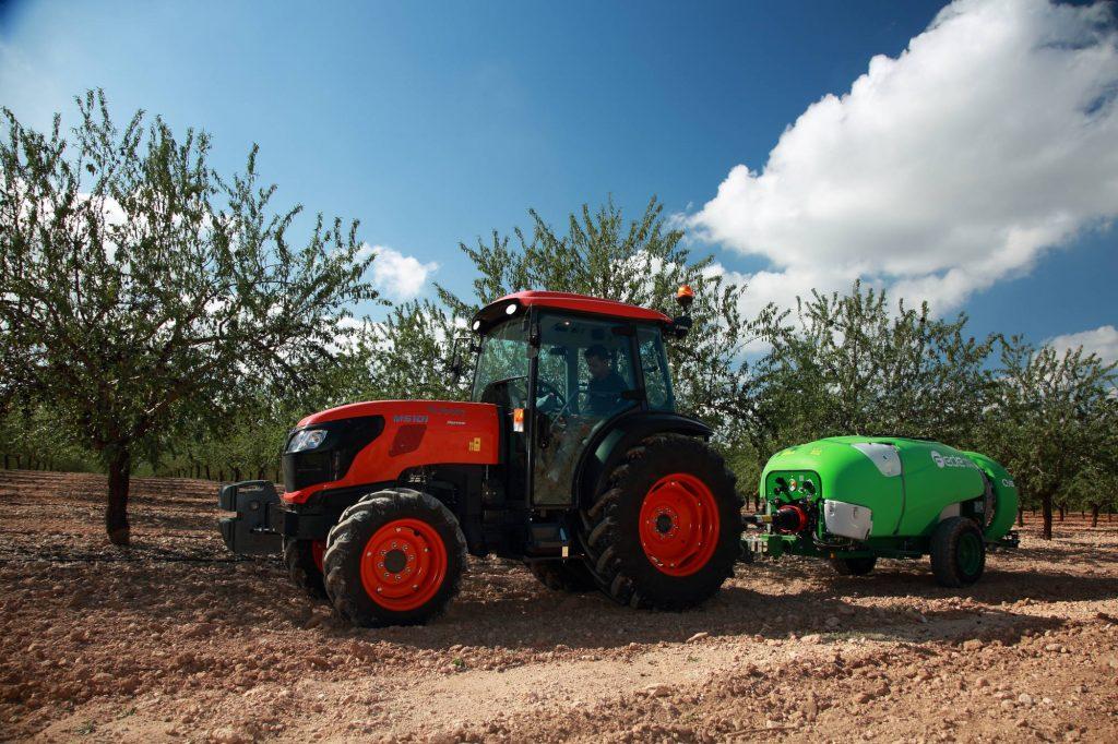 Kubota acquiert le fabricant espagnol de pulvérisateurs Pulverizadores Fede